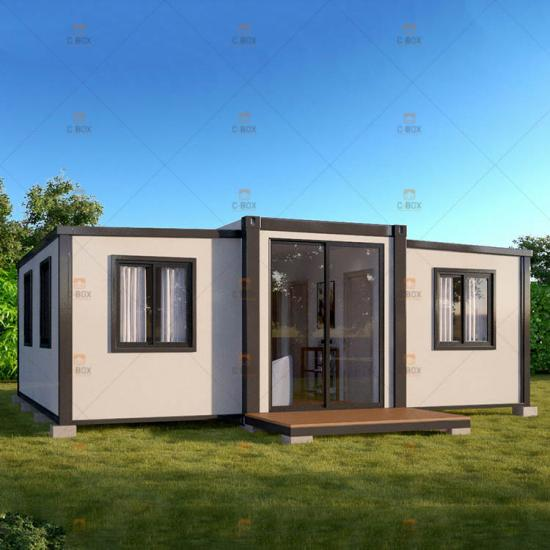 expandable container house australia